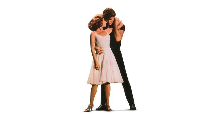 Una scena tratta dal film Dirty Dancing - Balli proibiti