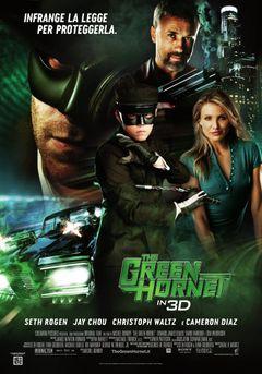Locandina The Green Hornet