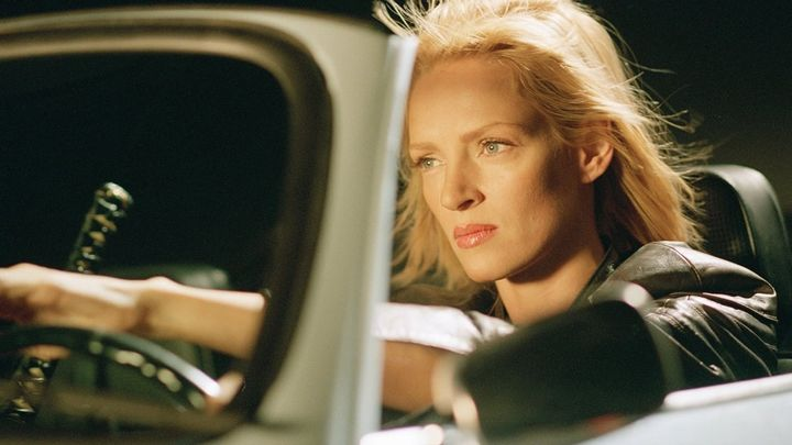 Una scena tratta dal film Kill Bill - Volume 2
