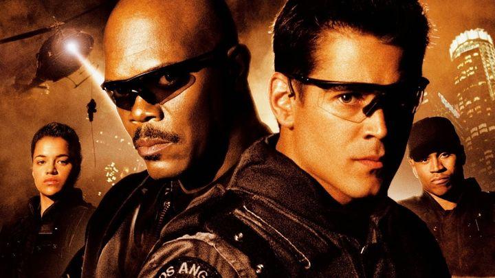 Una scena tratta dal film S.W.A.T. - Squadra speciale anticrimine
