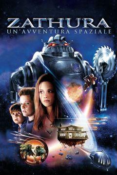 Locandina Zathura - Un'avventura Spaziale