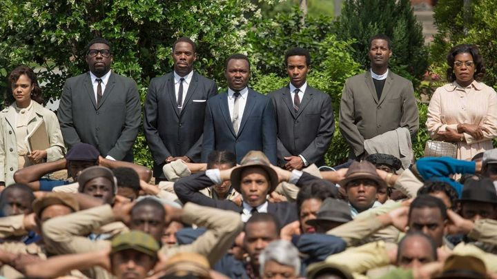 Una scena tratta dal film Selma - La strada per la libertà