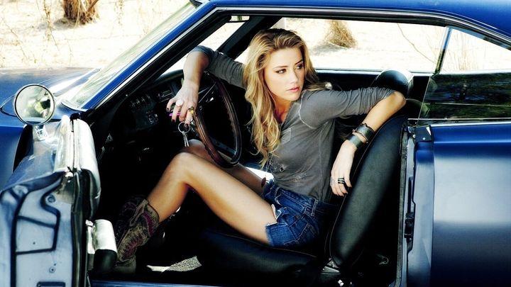 Una scena tratta dal film Drive Angry