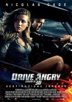 Locandina Drive Angry