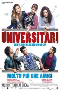 Locandina Universitari - Molto Più Che Amici