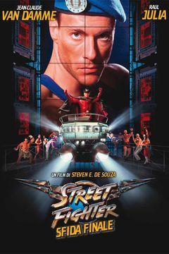 Locandina Street Fighter - Sfida finale