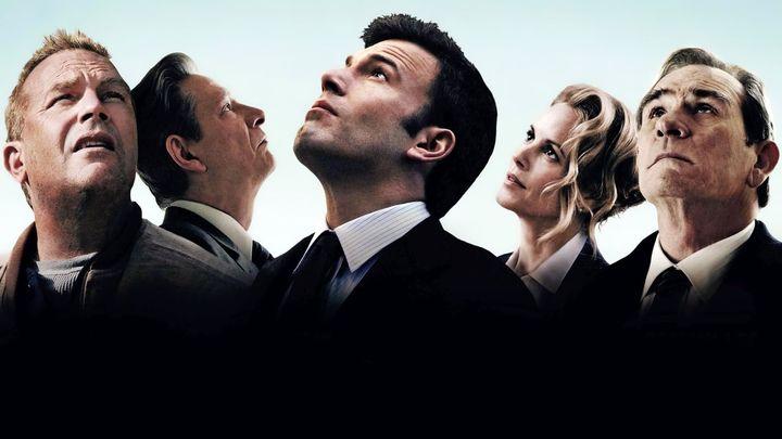 Una scena tratta dal film The Company Men