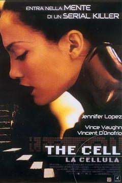 Locandina The Cell. La Cellula