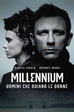 Locandina Millennium - Uomini che odiano le donne
