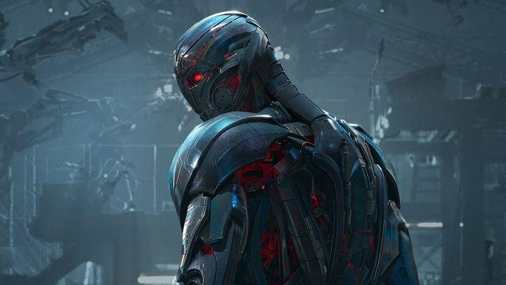 Una scena tratta dal film Avengers: Age of Ultron