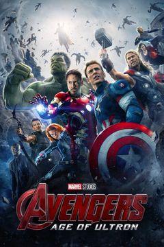 Locandina Avengers: Age of Ultron