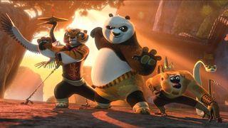 Film, Kung Fu Panda 2