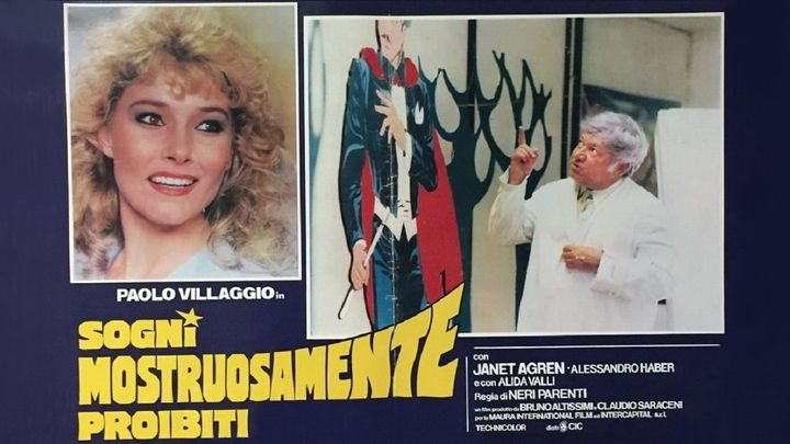 Una scena tratta dal film Sogni mostruosamente proibiti