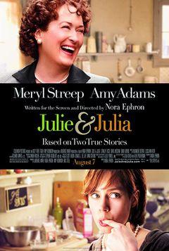 Locandina Julie & Julia