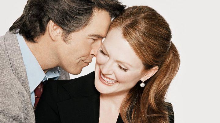 Una scena tratta dal film Laws of attraction - Matrimonio in appello