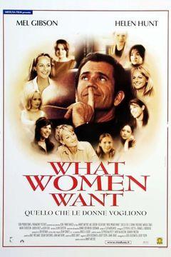Locandina What Women Want - Quello che le donne vogliono