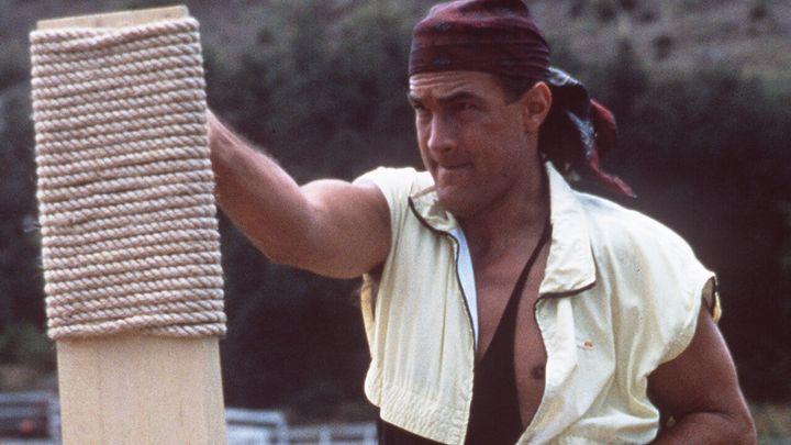 Una scena tratta dal film Duro da uccidere