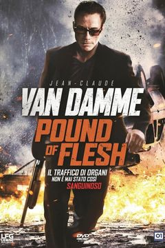 Locandina Pound of Flesh