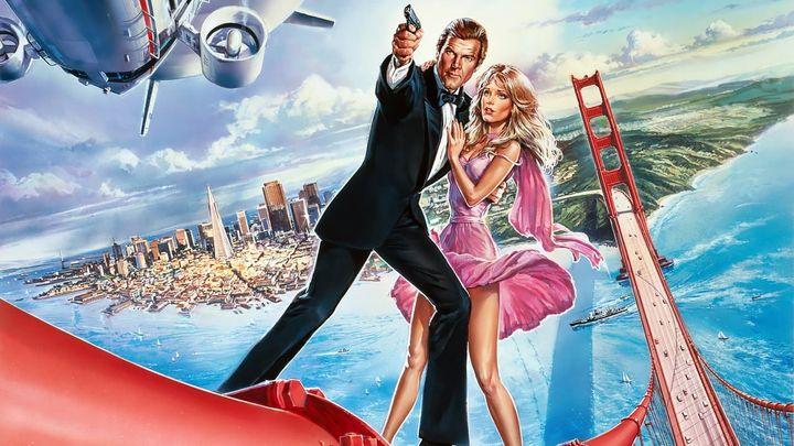 Una scena tratta dal film 007 - Bersaglio mobile