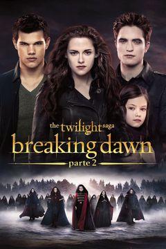 Locandina The Twilight Saga: Breaking Dawn - Parte 2