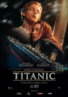 Locandina Titanic