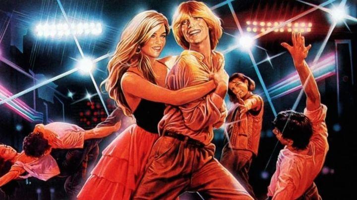 Una scena tratta dal film La Discoteca