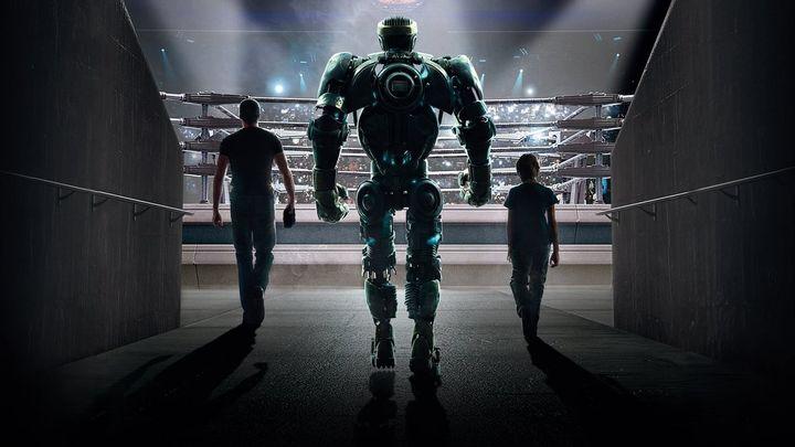Una scena tratta dal film Real Steel