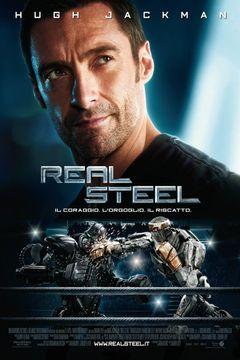 Locandina Real Steel