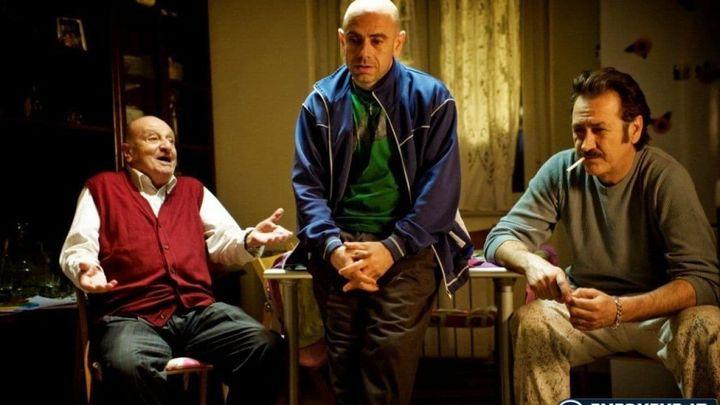 Una scena tratta dal film Tutti contro tutti