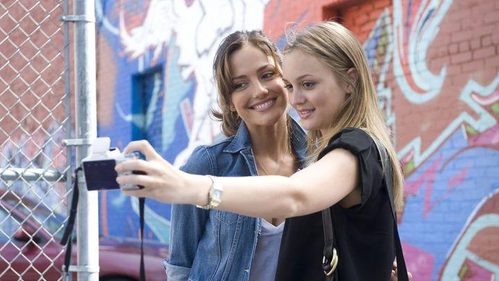 Una scena tratta dal film The Roommate - Il terrore ti dorme accanto