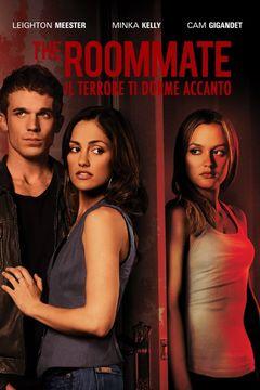 Locandina The Roommate - Il terrore ti dorme accanto