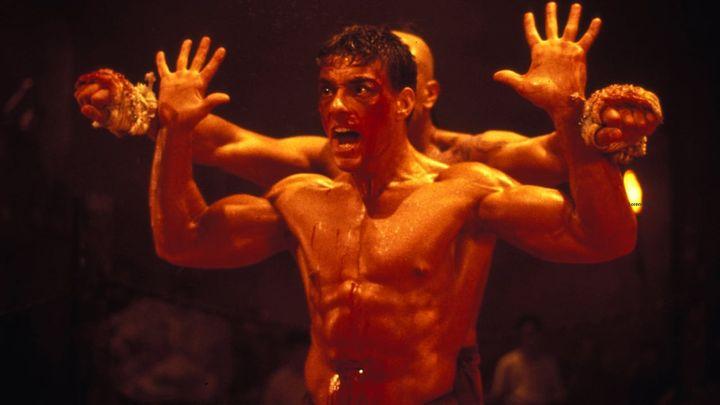 Una scena tratta dal film Kickboxer - Il nuovo guerriero