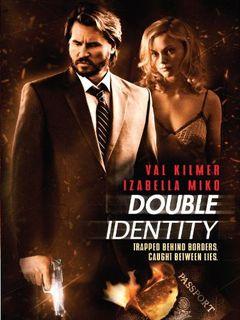 Locandina Double identity