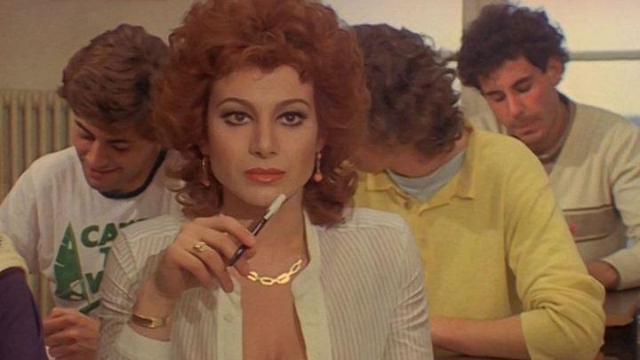 Una scena tratta dal film Mia moglie torna a scuola