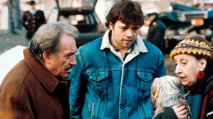 Una scena tratta dal film I giorni del commissario Ambrosio