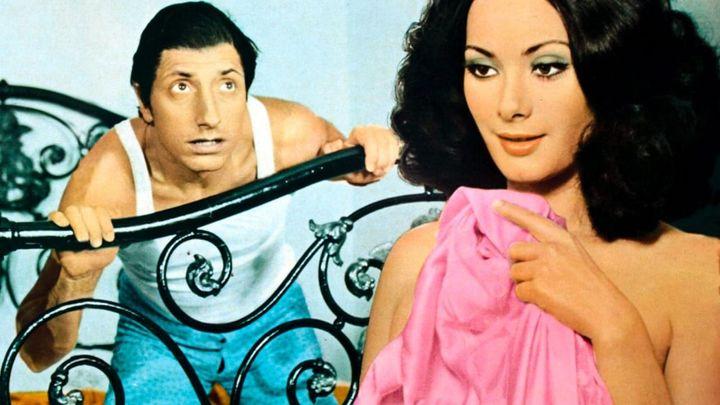 Una scena tratta dal film Giovannona coscialunga disonorata con onore