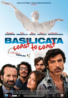 Locandina Basilicata Coast to Coast