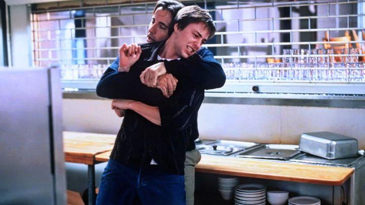 Una scena tratta dal film The unsaid - Sotto silenzio