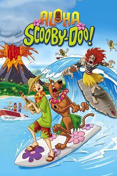 Locandina Aloha, Scooby Doo