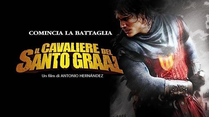 Una scena tratta dal film Il Cavaliere Del Santo Graal