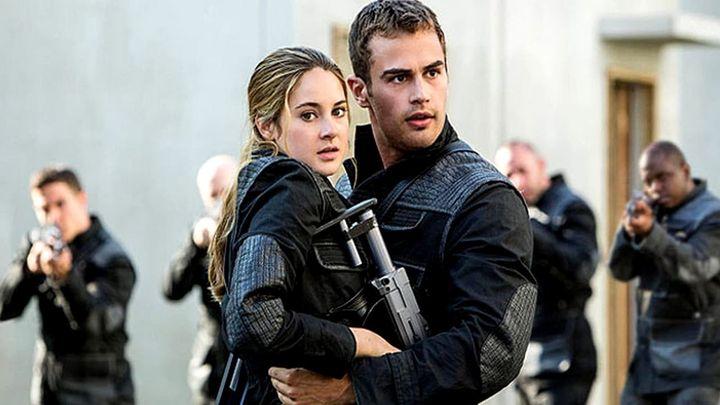 Una scena tratta dal film Insurgent