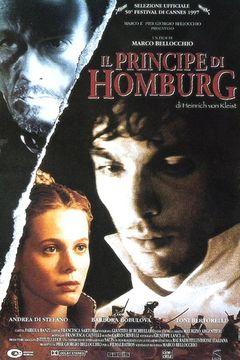 Locandina Il principe di Homburg