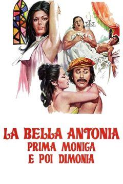 Locandina La bella Antonia, prima Monica e poi Dimonia