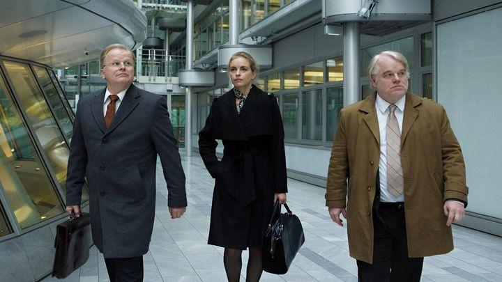 Una scena tratta dal film La spia - A Most Wanted Man