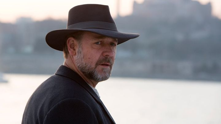 Una scena tratta dal film The Water Diviner