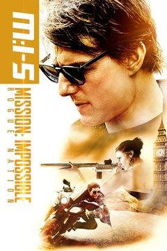Locandina Mission: Impossible – Rogue Nation