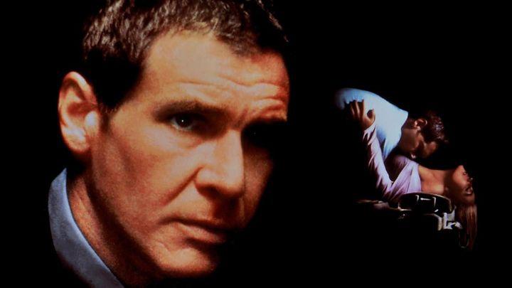 Una scena tratta dal film Presunto Innocente