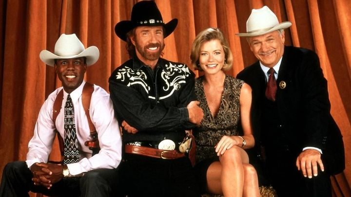 Serie Tv - WALKER TEXAS RANGER