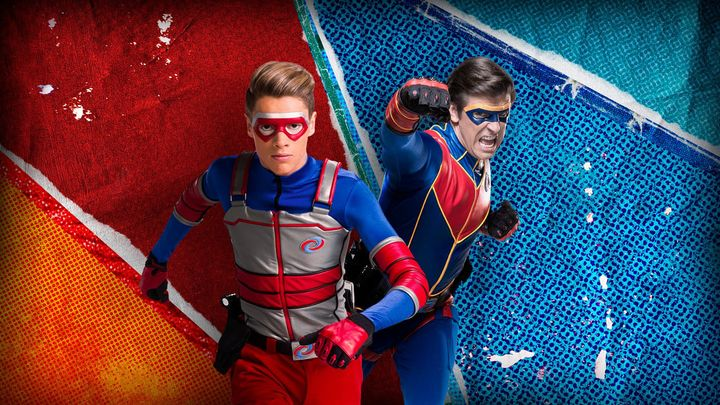 Serie Tv - Henry Danger