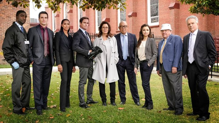 Serie Tv - Major Crimes